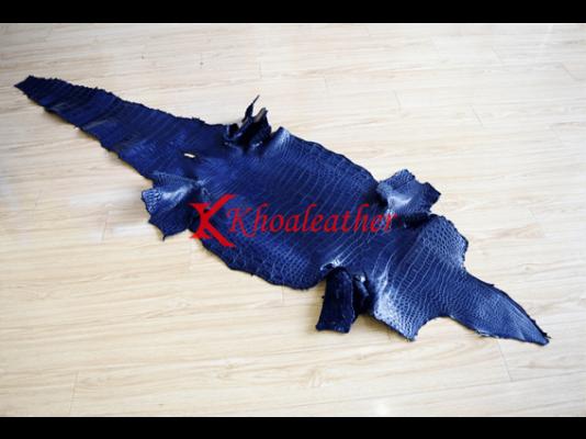 da cá sấu mổ lưng