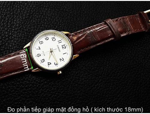 Đo dây đồng hồ