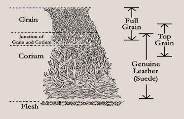 loại da thuộc cơ bản