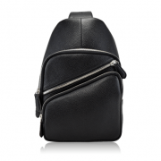 Túi đeo da bò Damrey đen