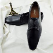 Giày da bò Rasu size 42 đen