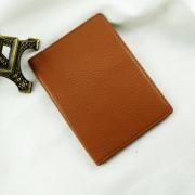 Ví passport da bò Panit vàng bò