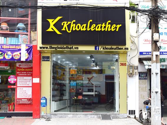 Cửa hàng Khoaleather