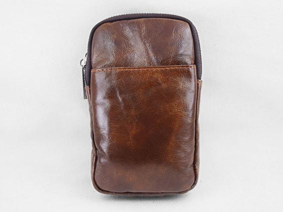 Túi đeo hông Dion nâu