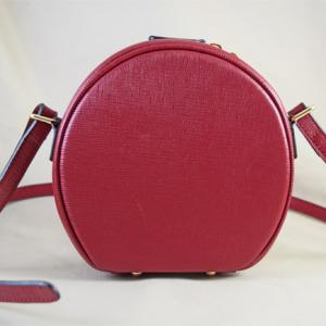 Túi đeo da bò Epi Moon đỏ