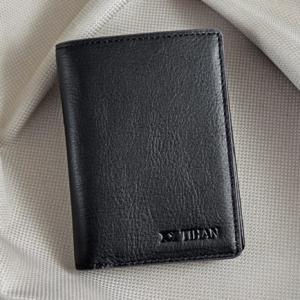 Ví nhỏ da bò Logo Tihan